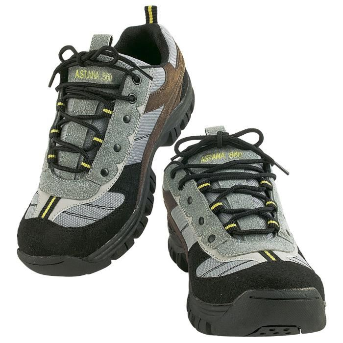 chaussure marche basse homme